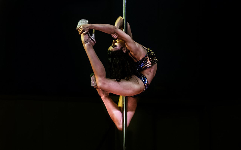 Miss Pole Dance Glamour 2018