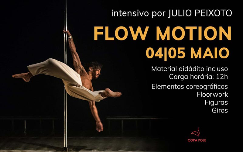 Flow Motion com Julio Peixoto