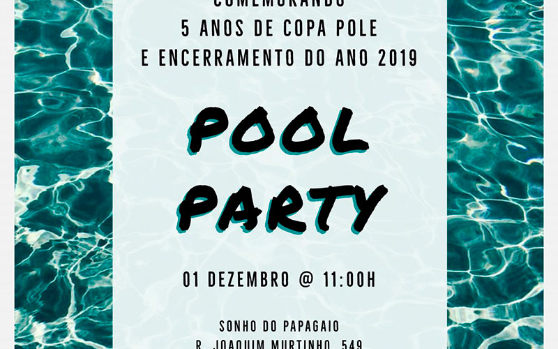 Pool Party Copa Pole